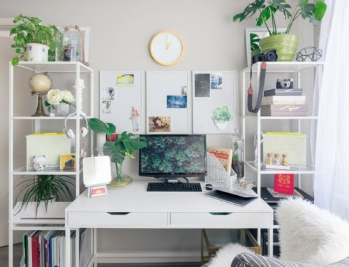 The Essentials to Starting a Home Office